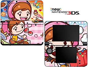 Cooking Mama Decorative Video Game Decal Cover Skin Protector for New Nintendo 3DS (2015 Edition)