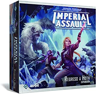 Fantasy Flight Games- Star Wars Imperial Assault, Return to Hoth (Edge Entertainment EDGSWI19)