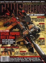 Guns & Weapons For Law Enforcement Vol 19 No 7 October 2007 Magazine NEW FOR SWAT: SABRE DEFENCE XR 15A3 .223 Heckler & Koch p2000 lem .40
