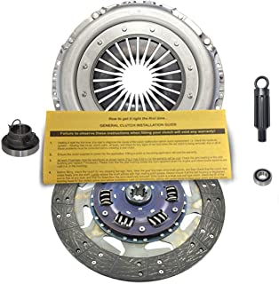 EFT HD 13 INCH CLUTCH KIT FOR DODGE RAM 2500 3500 5.9L 6.7L TURBO DIESEL G56