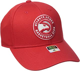 on sale 77ea1 f3be6 adidas NBA Men s Basics Structured Adjustable Hat