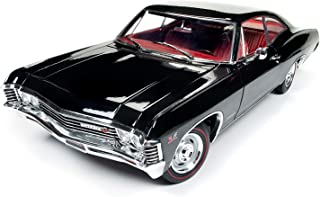 The Hamilton Collection MCACN Barn Find 1967 Chevy Impala SS Hardtop 1:18-Scale Diecast Car