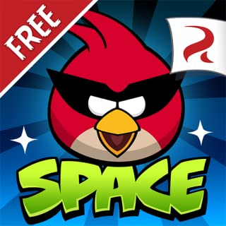 play free angry birds space
