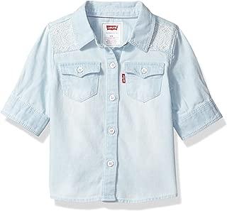Baby Girls' Button Up Shirt