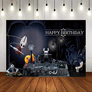 Hollow Knight Birthday Party Supplies For Boys Hallownest insects Theme Photo Backdrops Background Photography Video Game ...