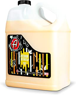 Adam's Interior Detailer - Clean and Dress Interior Surfaces in One Easy Step - Odor Neutralizers Kill Unwanted Odors - Anti-Static Formulation with UV Protection (Pumpkin Spice Gallon)