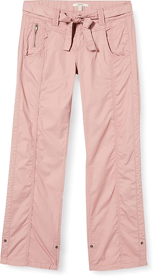 Women's 031EE1B353 Trouser, 680/Old Pink, 16