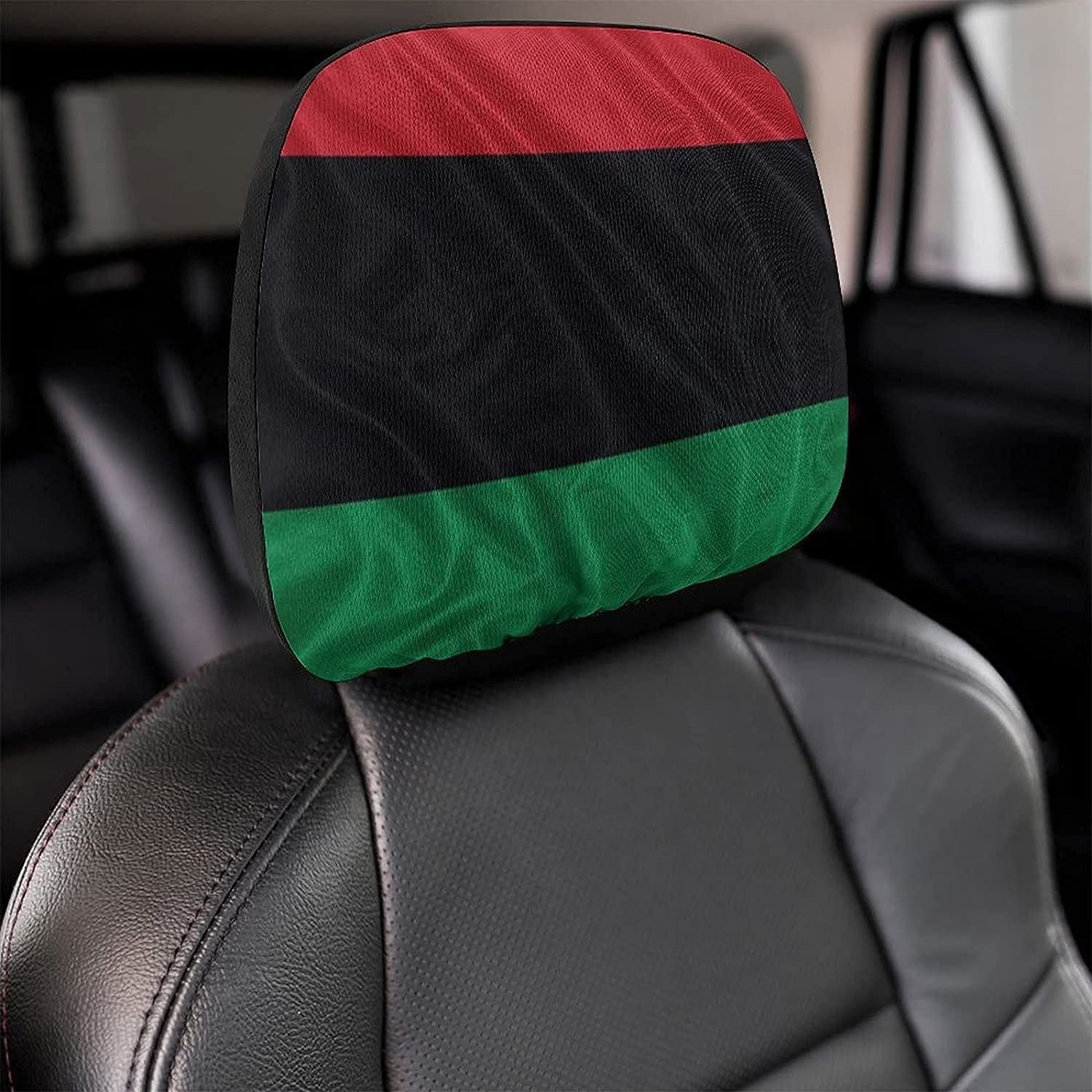 Car Headrest Covers Cover Pan-African Protection Sale Lowest price challenge