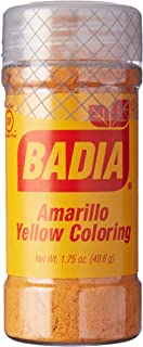 Badia Yellow Coloring/Amarillo (standard) 1.75 oz Pack of 3
