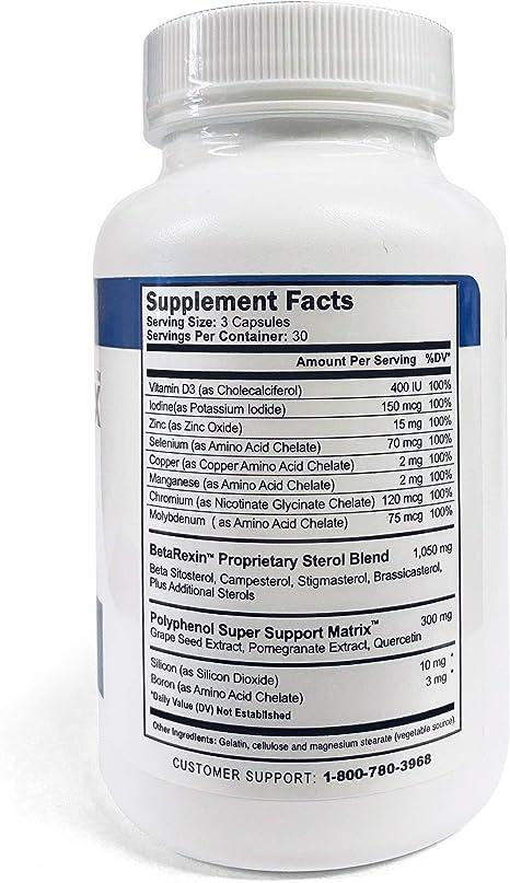 Az összes prosztatagyulladás és adenoma elleni gyógyszer