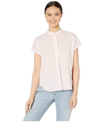 The North Face Short Sleeve Desercana Top (Pink Salt) Women