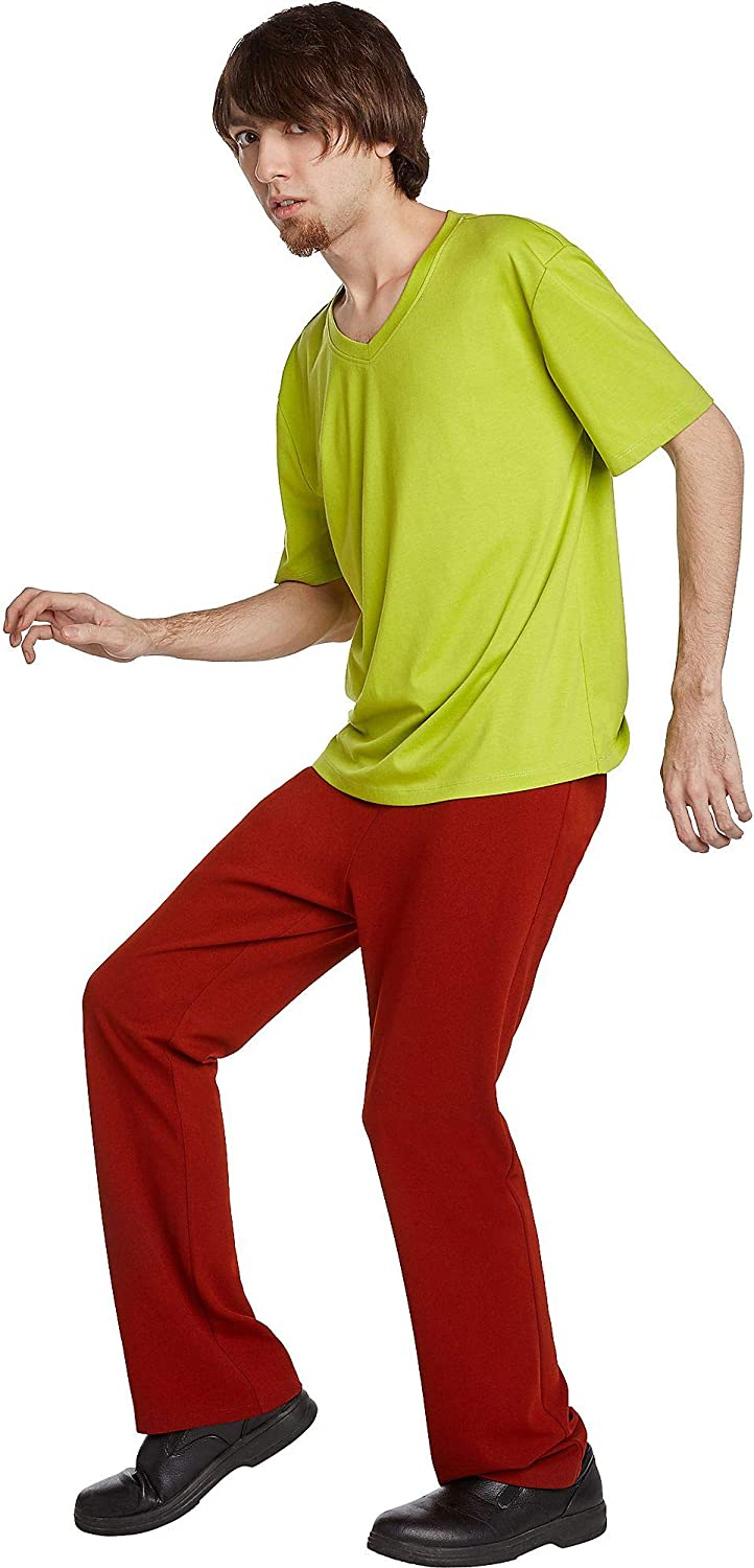 Limited Special Price Jerry Leigh Scooby-Doo Shaggy Costume Size Adults Standard for Max 81% OFF