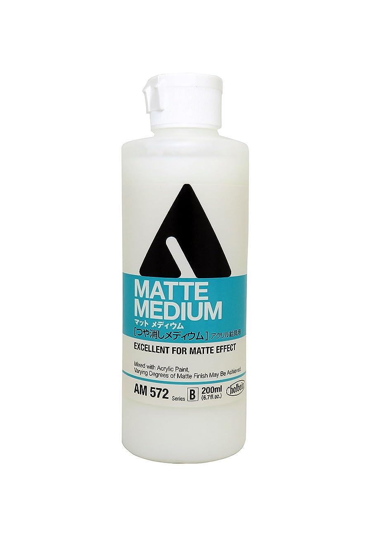文字通りアニメーション件名ホルベイン アクリリックメディウム マットメディウム AM572 200ml