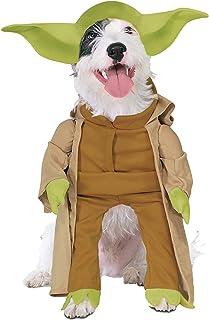 زي شخصية ستار وورز يودا باذرع حيوان اليف من روبيز ألوان متعددة Small