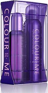 Colour Me Purple Fragrance for Women Gift Set 250ml