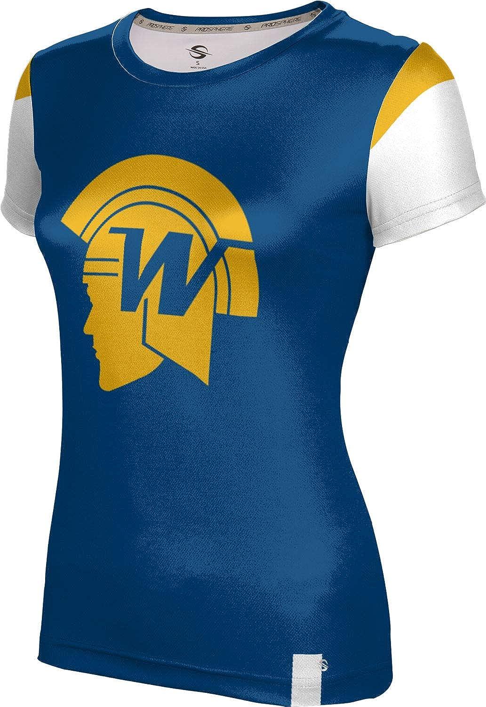 ProSphere Wayzata High School Girls' Performance T-Shirt (Tailgate)