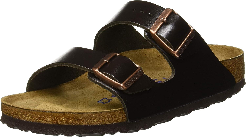 Arizona Soft Footbed Amalfi Brown Leather