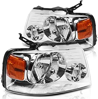 Best 2008 ford f150 headlight assembly Reviews