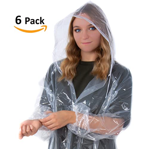 bd8e05c5423e8 Clear Rain Jacket  Amazon.com