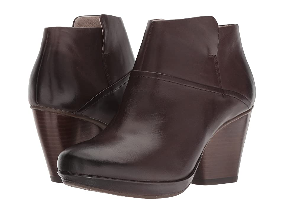 Dansko Miley (Chocolate Burnished Calf) Women