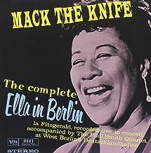 Complete Ella In Berlin: Mack Knife
