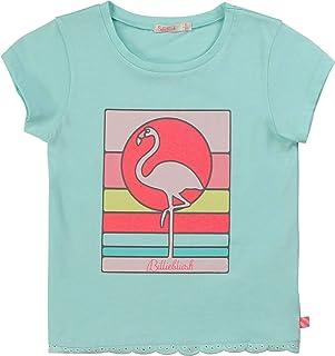 T-Shirt con Stampa Unicorno Top a Maniche Corte ZipZappa per Ragazze