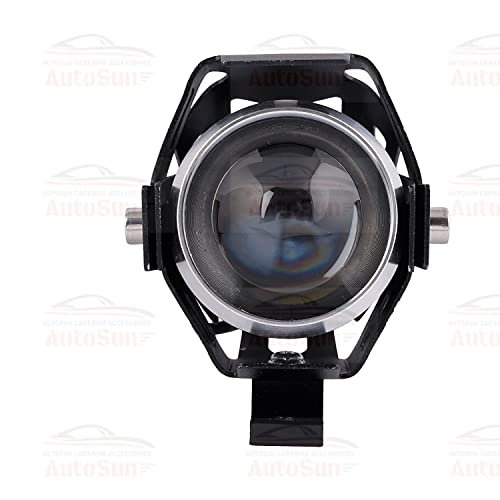 2099667fc40 Autosun U5 Three Mode High Beam 125W Cree U 5 Led Lamp Headlight Fog Light  Spotlight