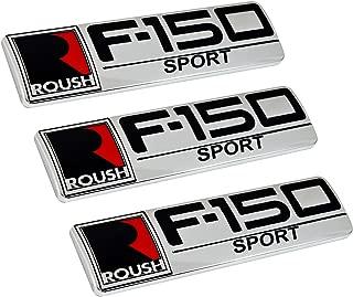 Roush F-150 Sport Truck Fender & Rear Tailgate Emblems - 8