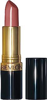 Revlon Super Lustrous Lipstick with Vitamin E and Avocado Oil, Cream Lipstick in Mauve,..