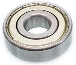 2pcs 16100ZZ 16100 ZZ Metal Shielded Ball Bearing 10mm x 28mm x 8mm
