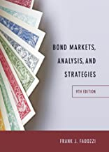 Best bond markets analysis and strategies ebook Reviews