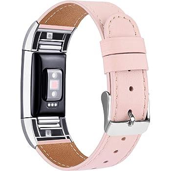 bracelet cuir fitbit charge 2 femme