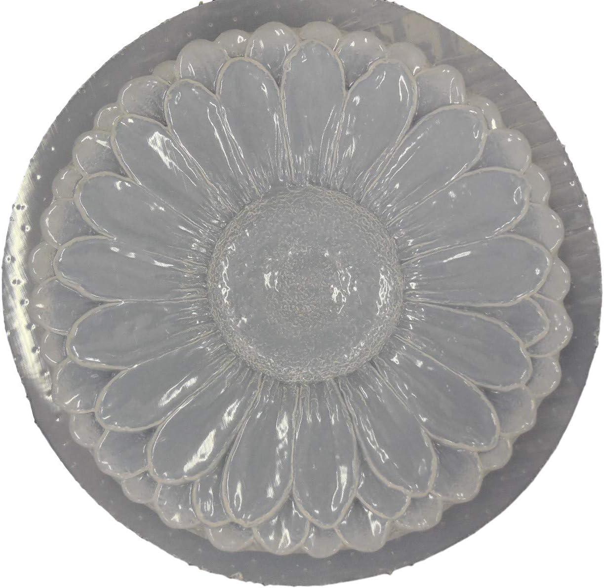 Sunflower Flower Stepping Stone 1144 Brand new Plaster Mold Popular standard Concrete