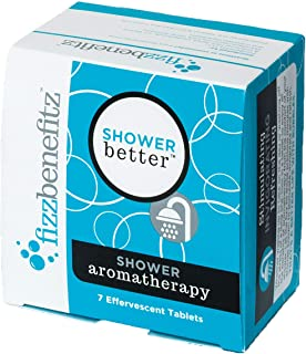 Shower Better- Effervescent Aromatherapy Tablets, Uplift
