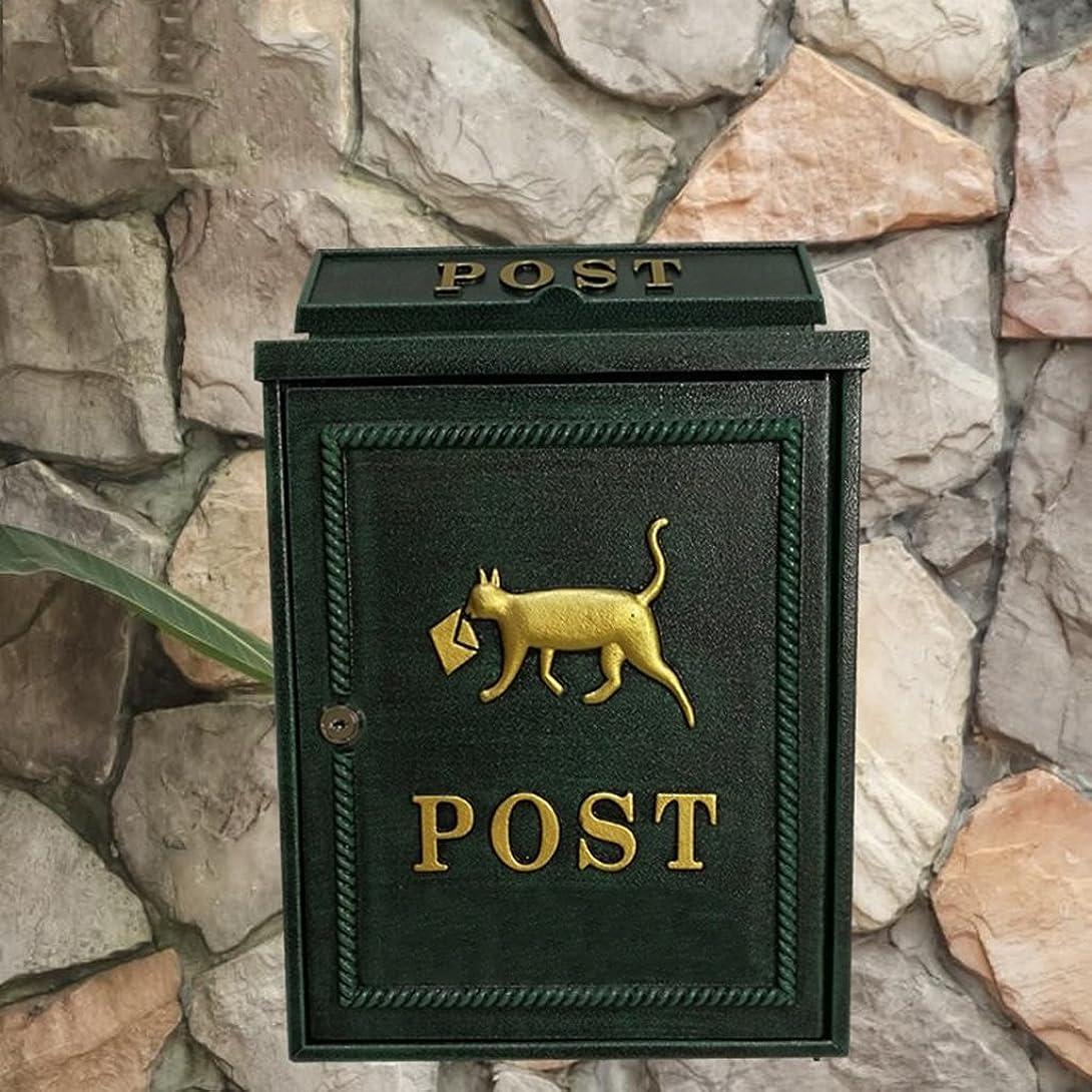 脱走クローゼットあたたかいTLMY ヨーロッパの屋外レターボックスクリエイティブウォールラージレターボックスウォールマウントホームメールボックス メールボックス