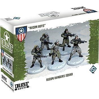 Fantasy Flight Games Dust Tactics IS-5 Heavy Tank Fantasy Flight Publishing DT056