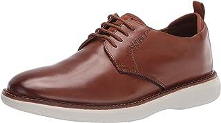 حذاء برانتين بقصة منخفضة من قماش اوكسفورد للرجال من كلاركس