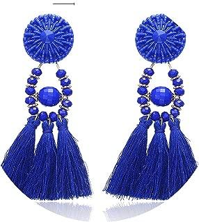 Hot Fashion Women's Vintage Tassel Earrings