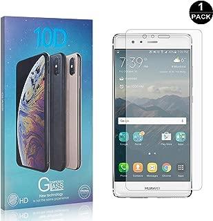Ultra Transparent 3D Touch Protection en Verre Tremp/é /Écran pour Huawei P30 Sans Bulles 2 Pi/èces Bear Village/® Verre Tremp/é Huawei P30
