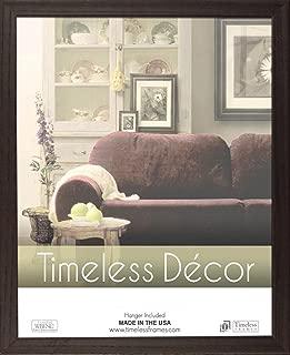 Timeless Frames Americana Wooden Frame Espresso, 16