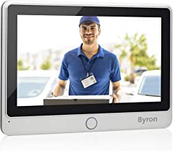Byron 7 inch uitbreidingsmonitor voor video-intercom DIC-24112 & DIC-24122, HD touch-display 720p, DIC-24102