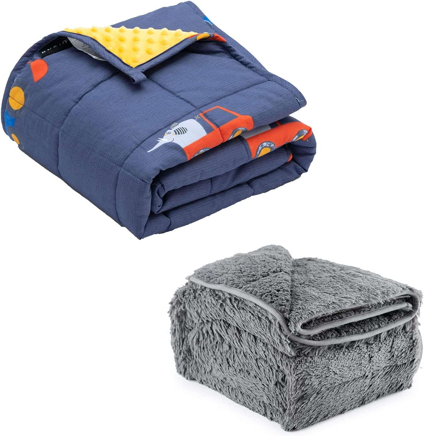 Max 71% OFF Weighted Blanket 3 At the price lbs for Kids Cot Ultra and Minky Cozy Fleece