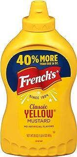 French's Classic Yellow Mustard, 20 oz