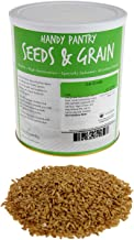 Organic Hulled Oat Groats (Hull Removed): 5 Lbs - Non-GMO Oats - Cereal Grain - Emergency Food Storage, Grains, Rolling fo...