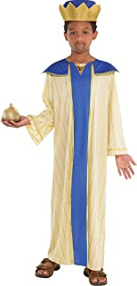 Melchior Boys Child Religious Wise Man Costume