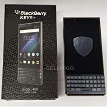 BlackBerry KEY2 LE 64GB - GSM Unlocked Android Smartphone, 13MP+5MP Dual Rear Camera, Android 8.1 Oreo BBE100-2 (U.S. Warr...
