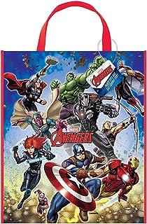 Große Kunststoff Avengers Party Tasche, 33 cm x 28 cm