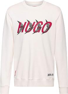 HUGO Men's Hooded Sweatshirt