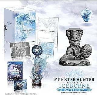 モンスターハンターワールド:アイスボーン マスターエディション コレクターズパッケージ 限定グッズ オトモアイルースタンド