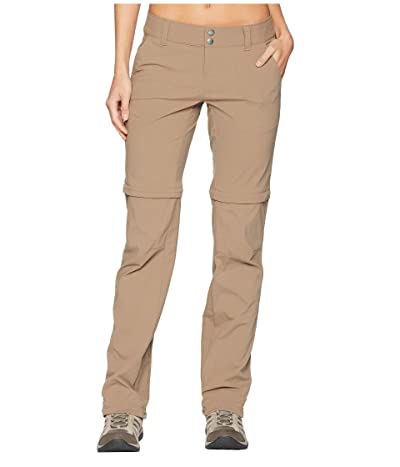 Columbia Saturday Trailtm II Convertible Pant (Truffle) Women